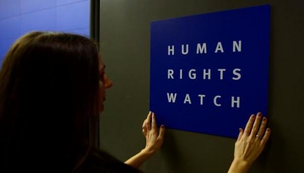 'هيومن رايتس ووتش': إيران تحتجز 7 نشطاء عماليين وصحافييْن منذ عيد العمال