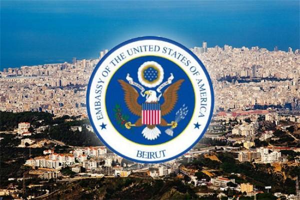 السفارة الاميركيّة لرعاياها في لبنان: توخوا الحذر
