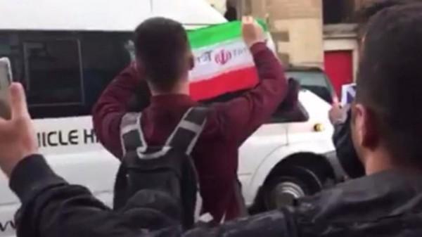 عملاء لإيران يهددون المنشقين بالقتل في شوارع اسكتلندا