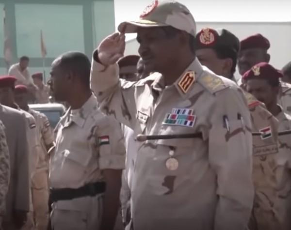 الفريق حميدتي.. حفتر السوداني
