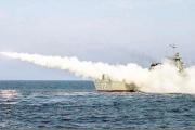 صور صواريخ حركت القوات الأميركية ضد إيران