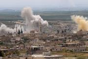 بالصور ... نصف مليون نازح جراء عمليات الأسد وحلفائه في 'خفض التصعيد'