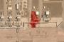 صور تظهر الأضرار في أنبوب النفط السعودي بعد الهجوم الحوثي