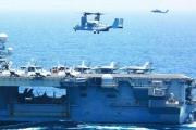 دوريات بحرية خليجية... ومناورات أميركية
