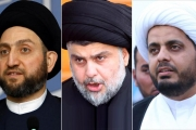 عمائم على الخط.. تعليقات للصدر والحكيم والخزعلي على التصعيد الإيراني الأميركي