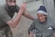 سوريا ... عناصر ميليشيات 'النمر' يضربون عجوزاً بريف حماة
