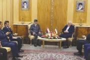 بن علوي يزور طهران وسط تصاعد التوتر الأميركي ـ الإيراني