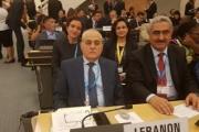 جبق من جنيف: نسعى لتطوير الشراكة الدولية مع وزارة الصحة