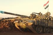 المسن الذي أهانه جنود النظام يصل مناطق المعارضة