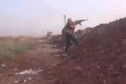 بالفيديو ... الفصائل تستعيد السيطرة على بلدة كفرنبودة شمالي حماة