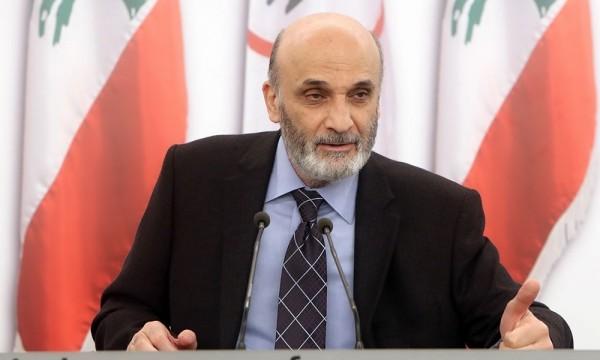 جعجع: لا يستطيع أحد الضغط على لبنان بالتوطين