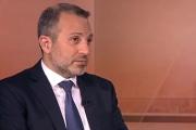 باسيل عرض ورئيس لجنة العلاقات الخارجية بالكونغرس الاوضاع