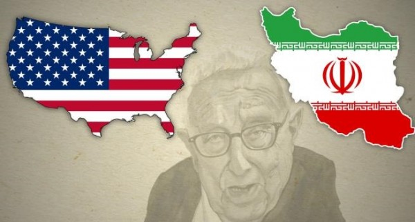 إيران ـ أميركا: روحية كيسنجر