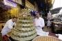 غلاء الأسعار لا يخفي الحلويات عن الموائد الرمضانية في دمشق