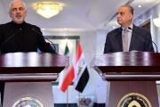 ظريف يعرض من بغداد اتفاقية عدم اعتداء مع دول الخليج