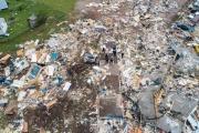 قتلى وجرحى في إعصار بولاية أوكلاهوما الأميركية