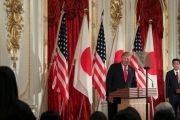 ترامب: سأعمل مع رئيس الوزراء الياباني من أجل إعادة المختطفين في كوريا الشمالية