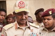 حميدتي: هناك منظمات بدأت تجهز مخيمات لجوء للشعب السوداني