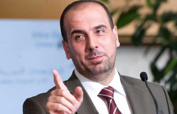 نصر الحريري: لا توجد عملية سياسية والتعويل فقط على القتال