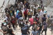 تقرير حقوقي يوثق حصيلة الضحايا في سوريا خلال أيار 2019