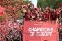 بالصور.. نصف مليون يستقبلون أبطال أوروبا بالأحمر بشوارع ليفربول