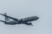 اعتراض جوي روسي لطائرة أميركية 3 مرات فوق المتوسط