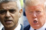 عمدة لندن يسخر من ترامب: 'طفل بعمر 11 عاما'