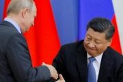شعارهما «لا لهيمنة الولايات المتحدة».. الصين وروسيا ترسخان تحالفاً للقرن الـ21