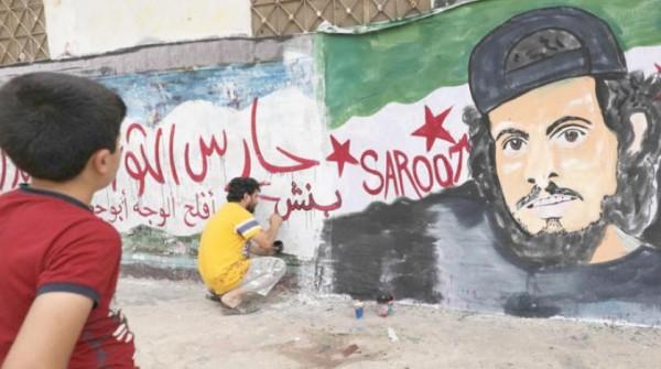 عبد الباسط الساروت... بدأ «بلبل الثورة» وانتهى «غيفارا سوريا»