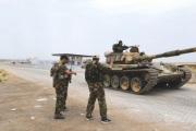 100 قتيل خلال 24 ساعة من المعارك شمال غربي سوريا