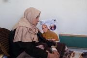 والدة الأسير العويوي تُضرب عن الطعام... وإسرائيل تتراجع عن اعتقاله