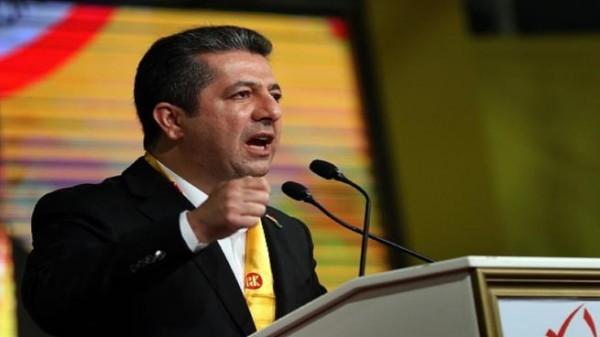 تعرّف على مسرور البارزاني رئيس حكومة إقليم كردستان الجديد