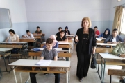 طلاب الشهادة المتوسطة في الشمال أنهوا اليوم الأول في أجواء طبيعية ولا شكاوى