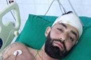 الشاب الفلسطيني الذي اعترض «الذئب المنفرد» الانتحاريّ في طرابلس تقلّد ميدالية الشجاعة من عباس