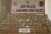 تركيا ... ضبط أكثر من نصف طن من الهيروين على متن شاحنة إيرانية