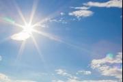 الطقس غائم دون تعديل يذكر بالحرارة