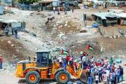 مصدر أمني كبير: إسرائيل تؤجل إخلاء الخان الأحمر بطلب من الولايات المتحدة
