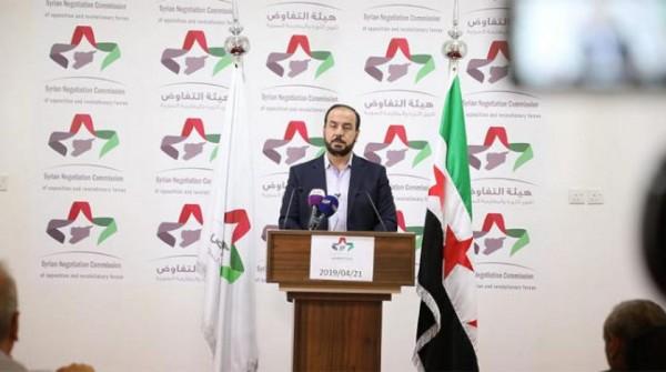 «هيئة التفاوض» المعارضة تعلن «موت العملية السياسية»
