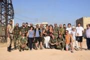 مجلة: الفرنسيون الذين تربطهم علاقات وثيقة بالنظام السوري ويقومون بالدعاية له