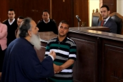 اعتداء على حازم أبو إسماعيل بالسجن وأنباء عن دخوله بغيبوبة
