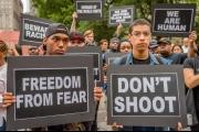 سجل حقوق الإنسان في الولايات المتّحدة أسوأ مما تتخيّل
