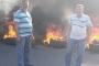 العسكريون المتقاعدون قطعوا الاوتوستراد بعد جسر المدفون في محلة البربارة