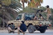 دخلت مقر عمليات حفتر.. قوات الوفاق تسيطر على مدينة غريان