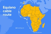 غوغل تعلن عن كابل إنترنت يمر في قاع البحر ويربط بين إفريقيا وأوروبا