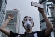 مظاهرات هونغ كونغ: كيف تحرك وسائل التواصل الاحتجاجات التي 'لا قيادة لها'