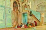 علاقة الإمام السيوطي بالخلفاء العباسيين وأثرها على كتاباته