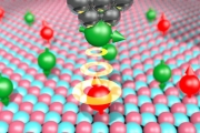 لأول مرة.. علماء يتمكنون من التقاط صورة مغناطيسية لذرة واحدة