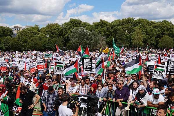 عدد الفلسطينيين في العالم يربو على 13 مليون نسمة