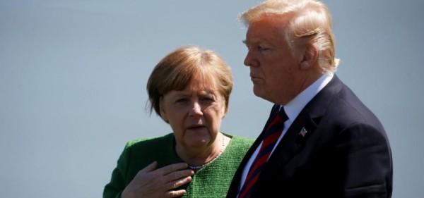 ادفعوا مقابل حمايتكم.. رسالة ترامب لأوروبا عبر ألمانيا وحُجته داعش التي «هزمها»