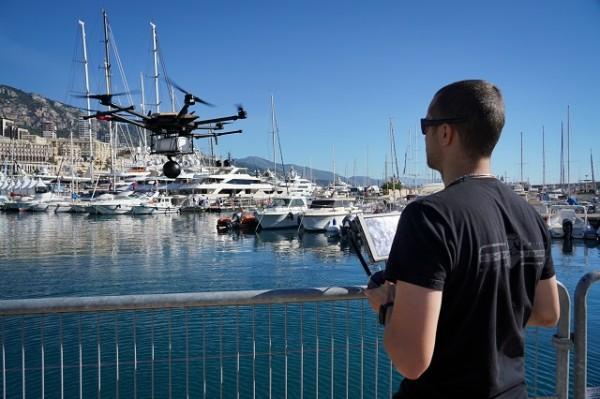 موناكو تطلق شبكتها من الجيل الخامس بتجهيزات من هواوي